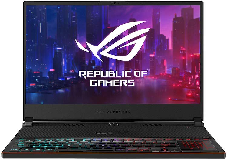 ASUS ROG Zephyrus S Ultra Slim reviews