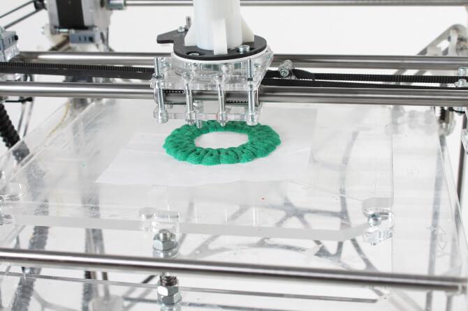3D Printing Christmas cookies