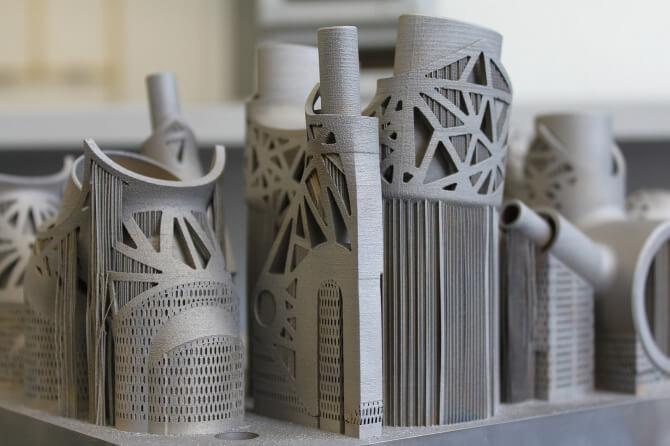 3d printed titanium lugs 3