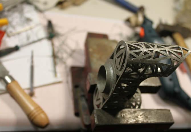 3d printed titanium lugs 5