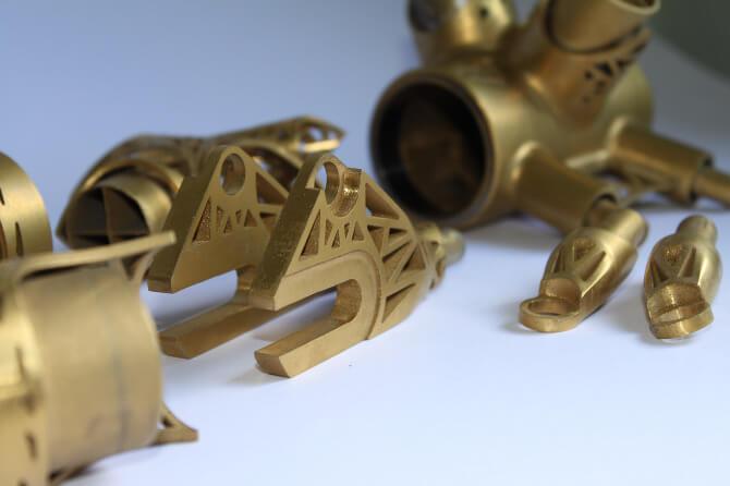 3d printed titanium lugs 7