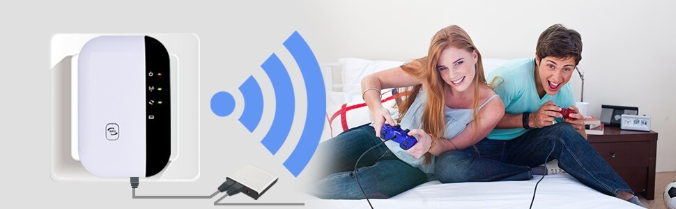 Superboost Wifi Booster